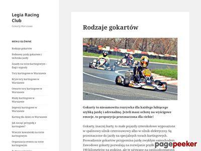 LEGIA RACING CLUB Eventy Warszawa