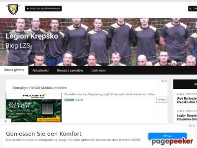 Blog LZS - Legion Krępsko