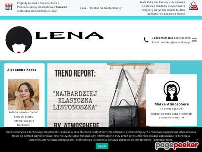 Lena sklep internetowy dla puszystych