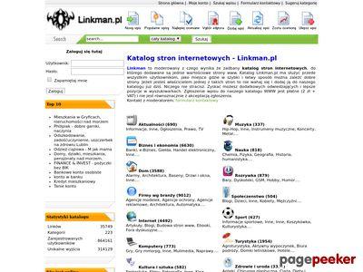 Darmowy katalog - Linkman