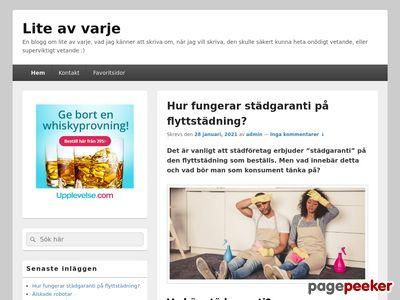Lite av varje - http://liteavvarje.se