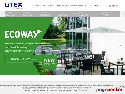 Parasole i namioty reklamowe, eventowe - litex.pl