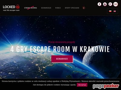 interesujący exit room Kraków