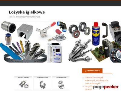 Lozysko-igielkowe.com.pl - rodzaje łożysk