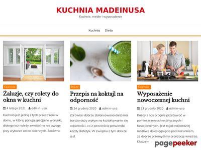 Made in USA - odwiedź na madeinusa.com.pl