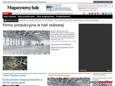 Magazynowehale.pl