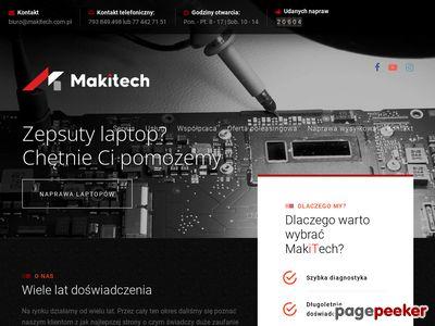 Makitech-serwis komputerowy opole