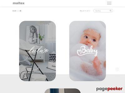 Maltex.com.pl - producent wanienek