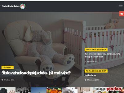 MalutkichSwiat.pl sklep dziecięcy