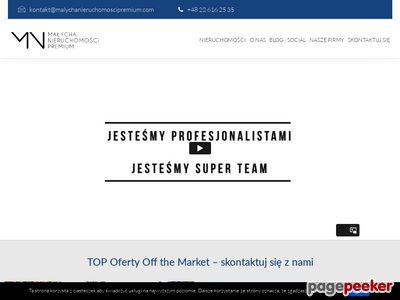 Nieruchomości Premium - malychanieruchomoscipremium.com
