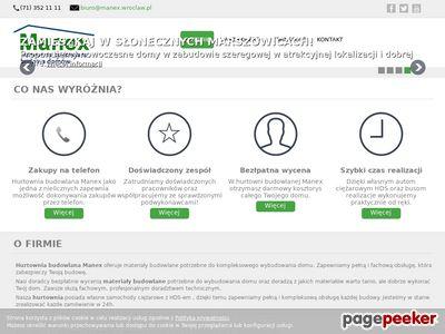 Materiały budowlane Wrocław
