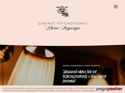 Maria Augustyn - terapia małżeńska kraków
