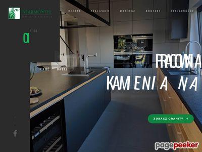 MarmoStyl Granit Warszawa