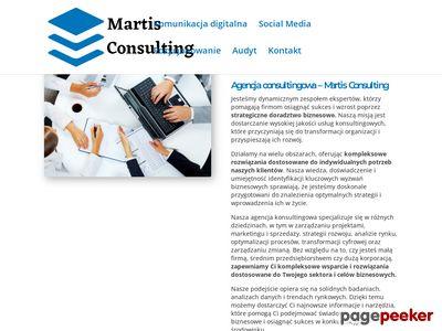 Martis CONSULTING Sp. z o. o.