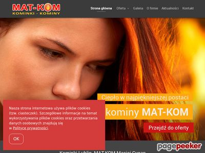 Mat-Kom Kominki Lublin