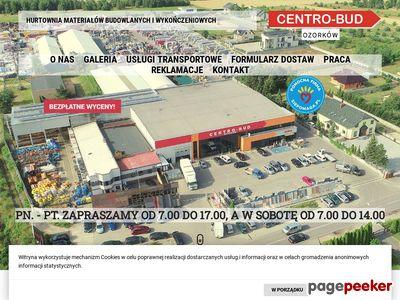Skład materiałów budowlanych Łódź