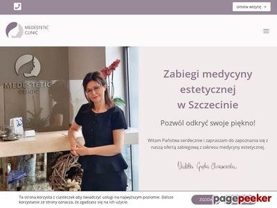 Med Estetic leczenie łysienia szczecin