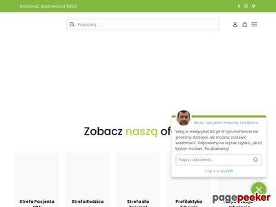 Medycynacbd.pl | Konopie medyczne