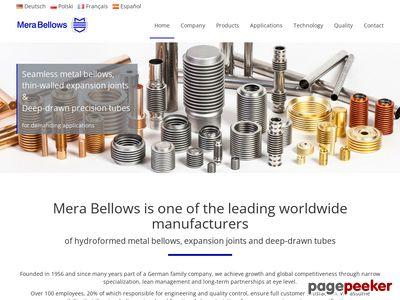 Producent mieszków metalowych