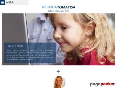 Metoda Tomatisa - logopeda Łódź