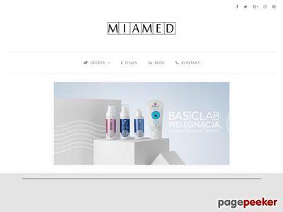 maski przeciwpyłowe - Miamed Sp. z o.o.