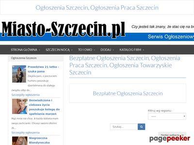 Praca Szczecin