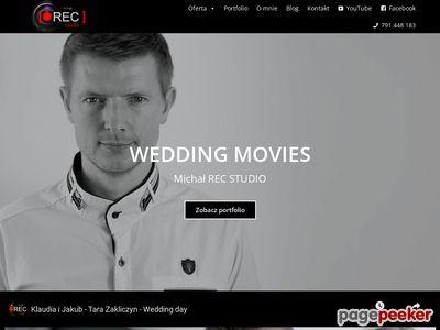 Michalrecstudio.pl wideofilmowanie Nowy Sącz