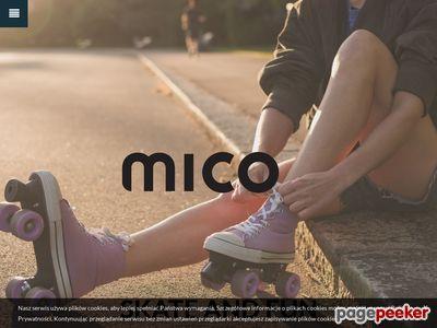 Mico - rolki