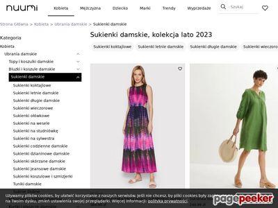 Milena Płatek - kolekcja sukienek od projektantki