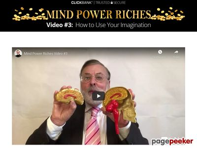 Mind Power Power – Ron G Holland