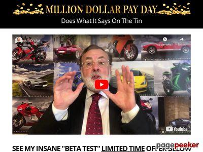 Million Dollar Pay Day CB – Mind Power Riches