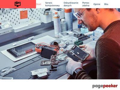 Mirobios - serwis komputerowy, odzyskiwanie danych