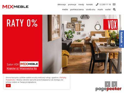 Mix Meble Salon Meblowy