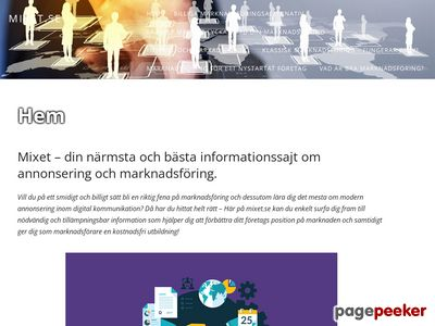 Välkommen till Mixet Media Center! - Mixet B2B Marketplace - Int - http://mixet.se