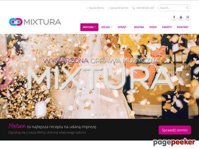 Dj wodzirej - mixtura.com.pl