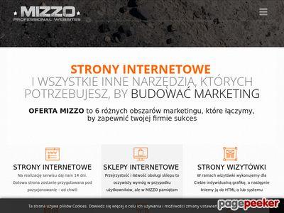 Pozycjonowanie stron www. http://mizzo.pl