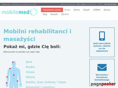 Drenaż limfatyczny - MobileMed - Warszawa