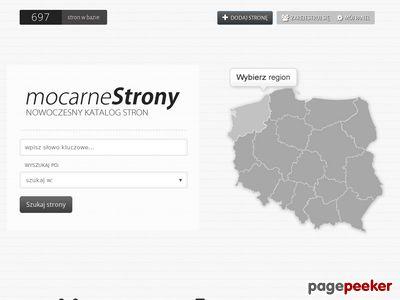 Nowoczesna baza stron - MocarneStrony.pl