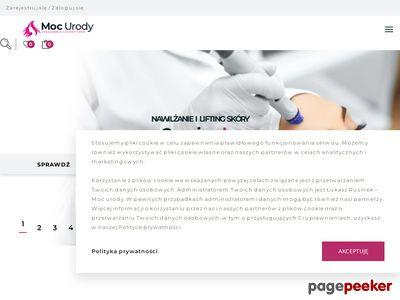 Kosmetologia - mocurody.pl