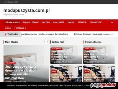 Modapuszysta.com.pl - sukienki duże rozmiary
