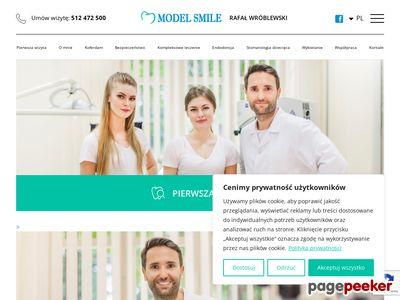 MODEL SMILE Dentysta Rzeszów Warszawa