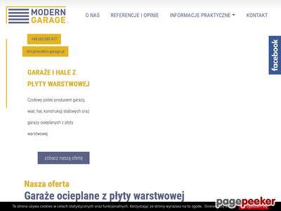 Producent wiat garażowych Małopolska
