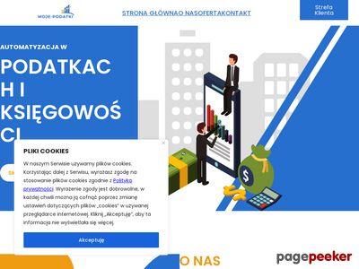 Www.moje-podatki.pl Biuro rachunkowe Błonie