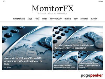 Brokerzy Forex-Platformy Forex