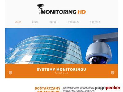 monitoringhd.com w Gdyni- telewizja przemysłowa