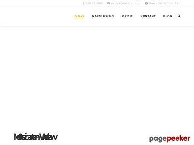 Inteli montaż i ustawianie anten Wrocław
