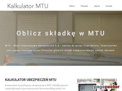 Ubezpieczenia MTU