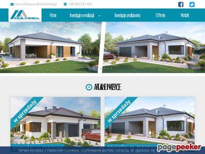 Biuro sprzedaży mieszkań i wynajmu lokali użytkowych