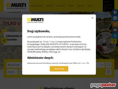 MULTI Biuro nieruchomości szczecin