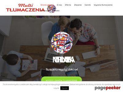 Biuro tłumaczeń Poznań